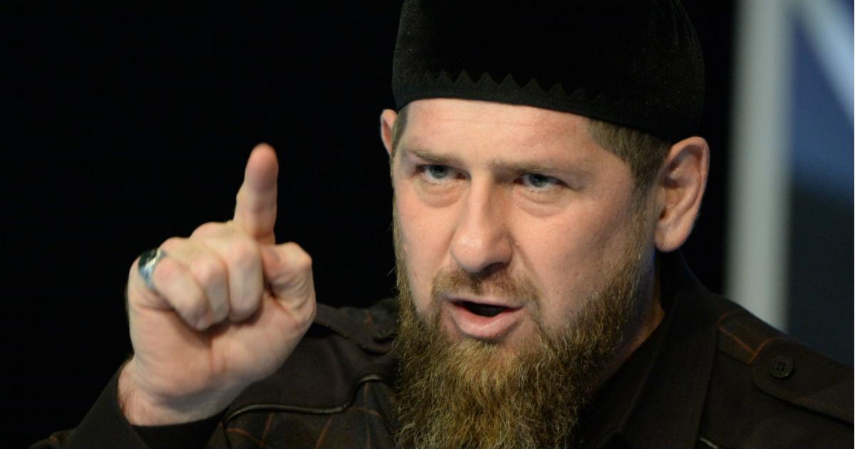 Фото Кадыров опроверг информацию о своей болезни и заявил, что абсолютно здоров