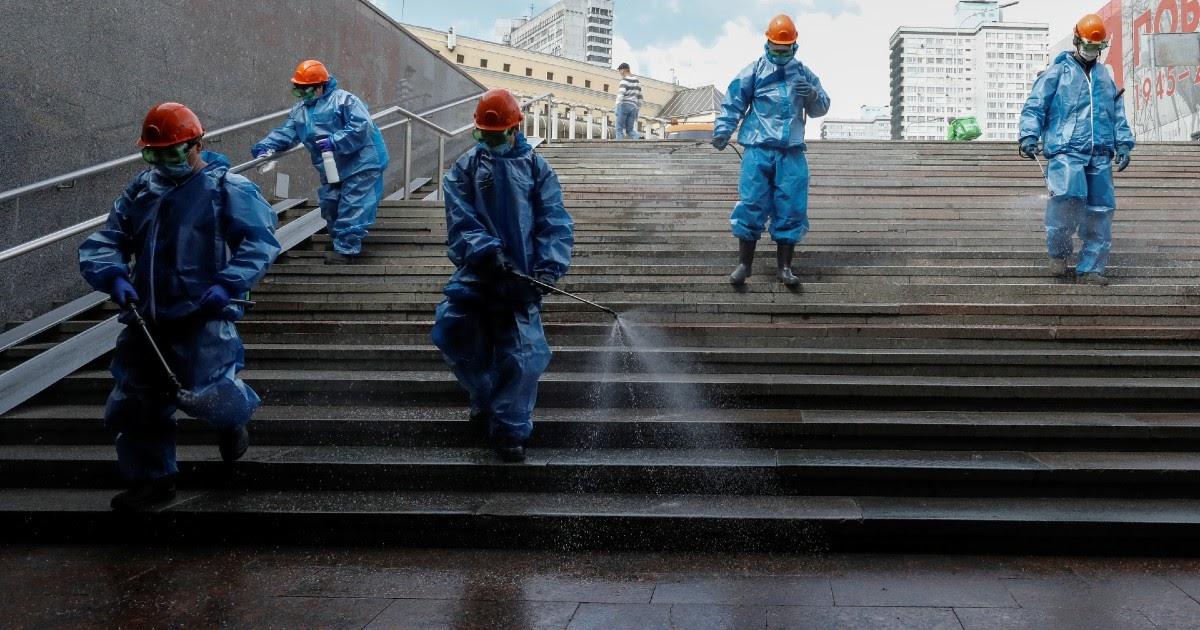 Всё ниже и ниже. Данные об эпидемии в Москве на утро 28 мая