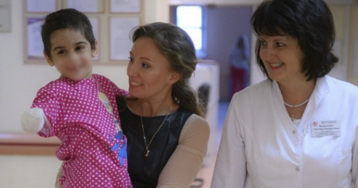 Фото Мать-героиня: Анна Кузнецова родила седьмого ребенка