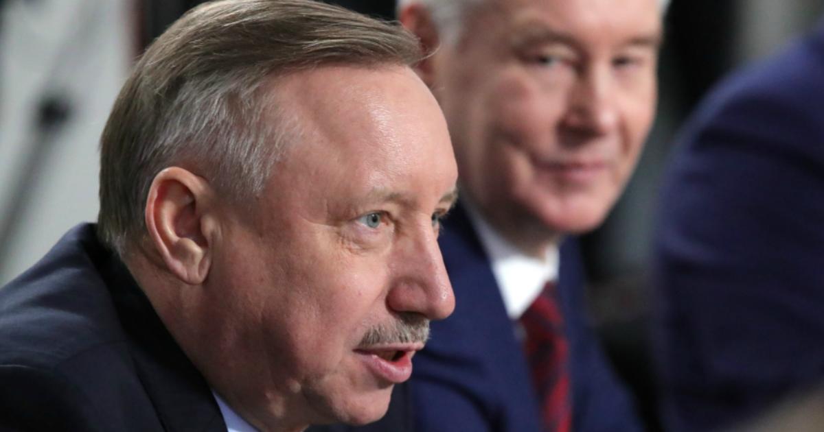 Питер все: Беглов заявил об отмене «масочного и перчаточного режима»