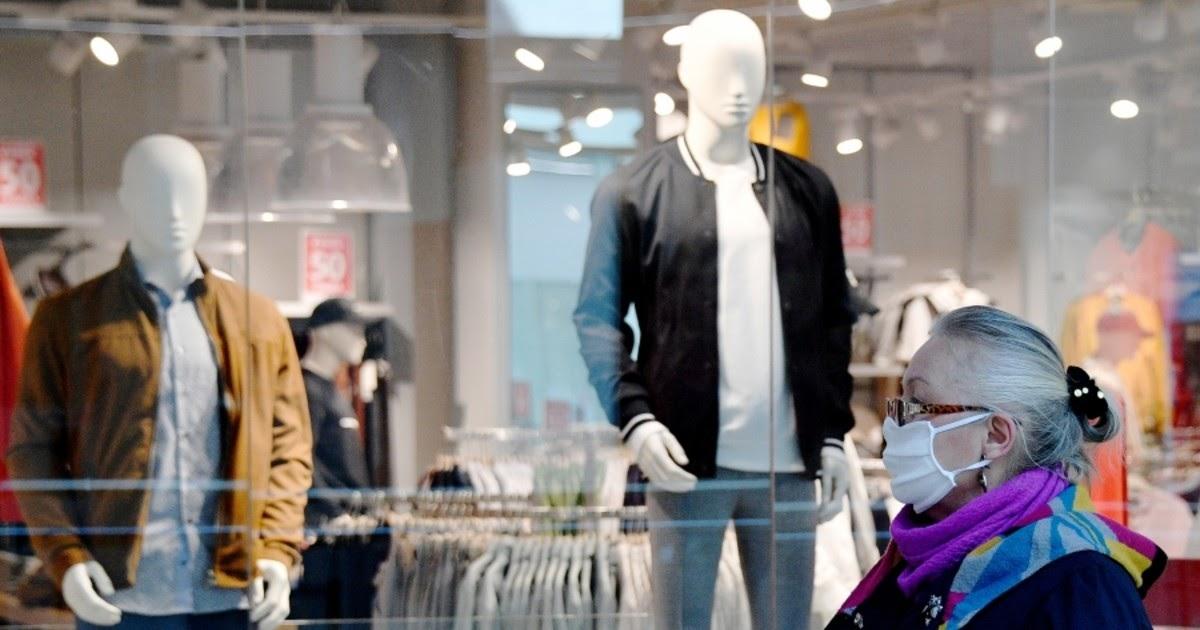 Московские власти объявили об открытии торговых центров с 1 июня
