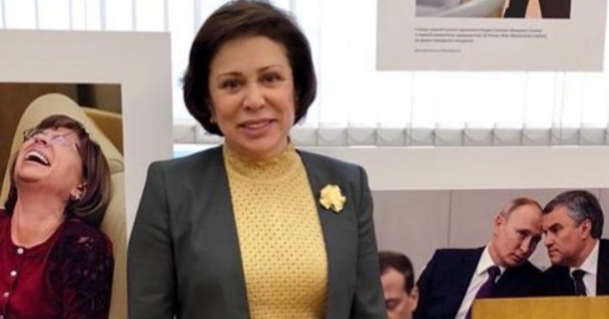 Депутат Роднина раскритиковала россиян, просящих о помощи у властей