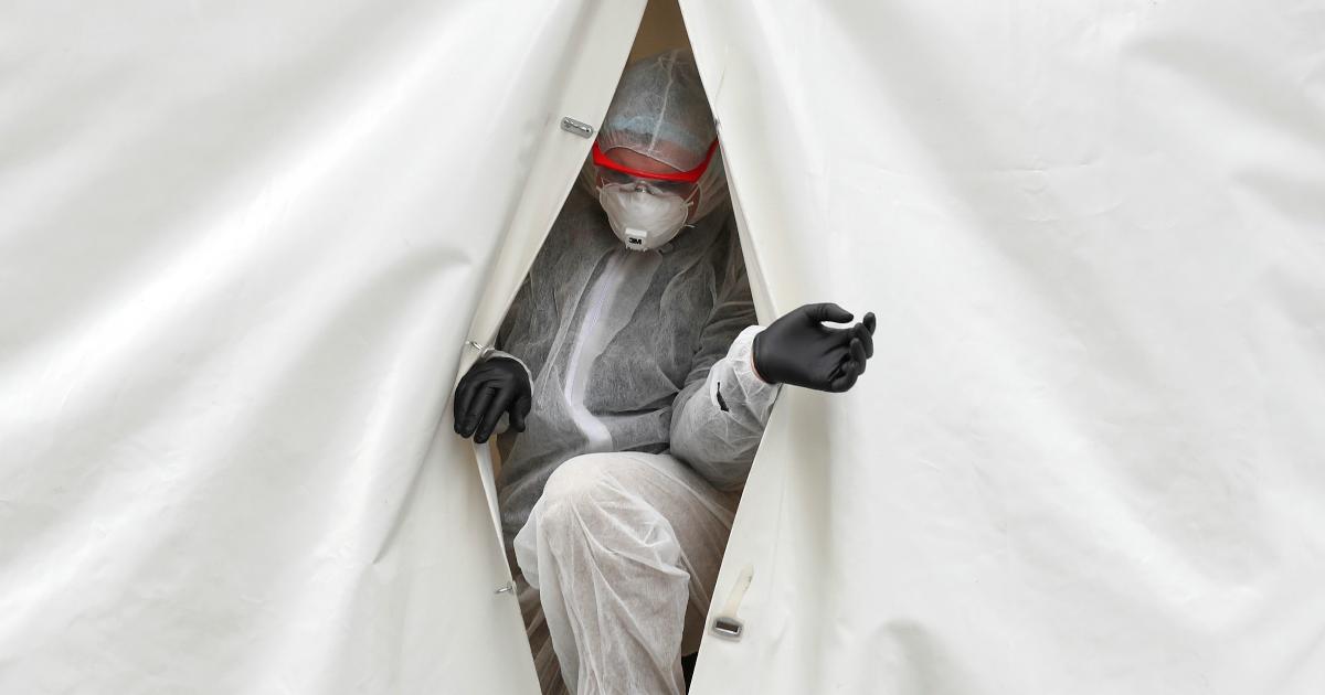 Фото Новые жертвы в Москве: данные о пандемии к утру 31 мая