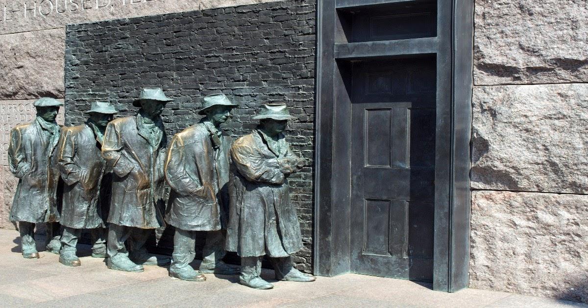 Великая депрессия: кризис в США, период, история, причины, последствия