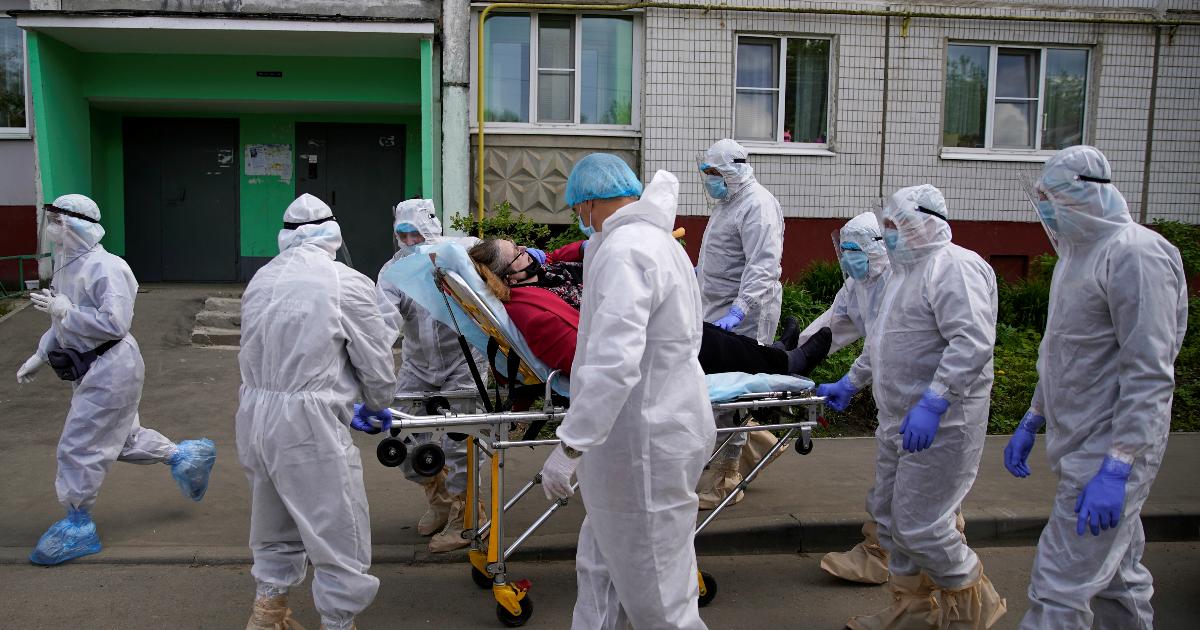 Фото Все еще 9 тысяч зараженных в сутки: данные о пандемии к вечеру 31 мая