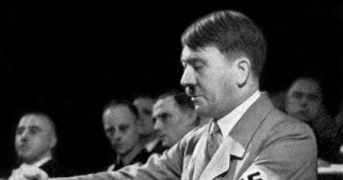 Фото Адольф Гитлер: биография, политическая карьера, Вторая мировая война. Преступления Гитлера