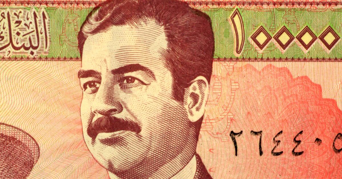 """Саддам Хусейн: биография, политическая карьера, список Forbes, """"Буря в пустыне"""", казнь"""