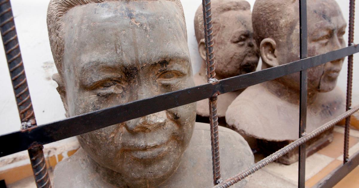 Пол Пот: биография, правление в Камбодже, красные кхмеры. Геноцид Пол Пота