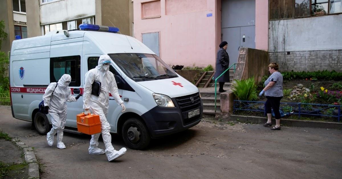 Фото Спада всё не видно. Свежие данные об эпидемии в России на 1 июня