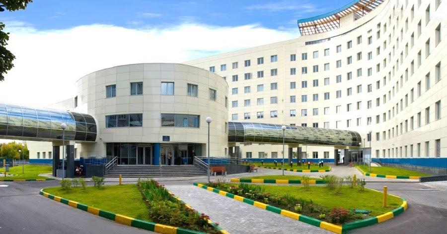 Фото В московской больнице женщина-подполковник МВД с COVID-19 выпала из окна