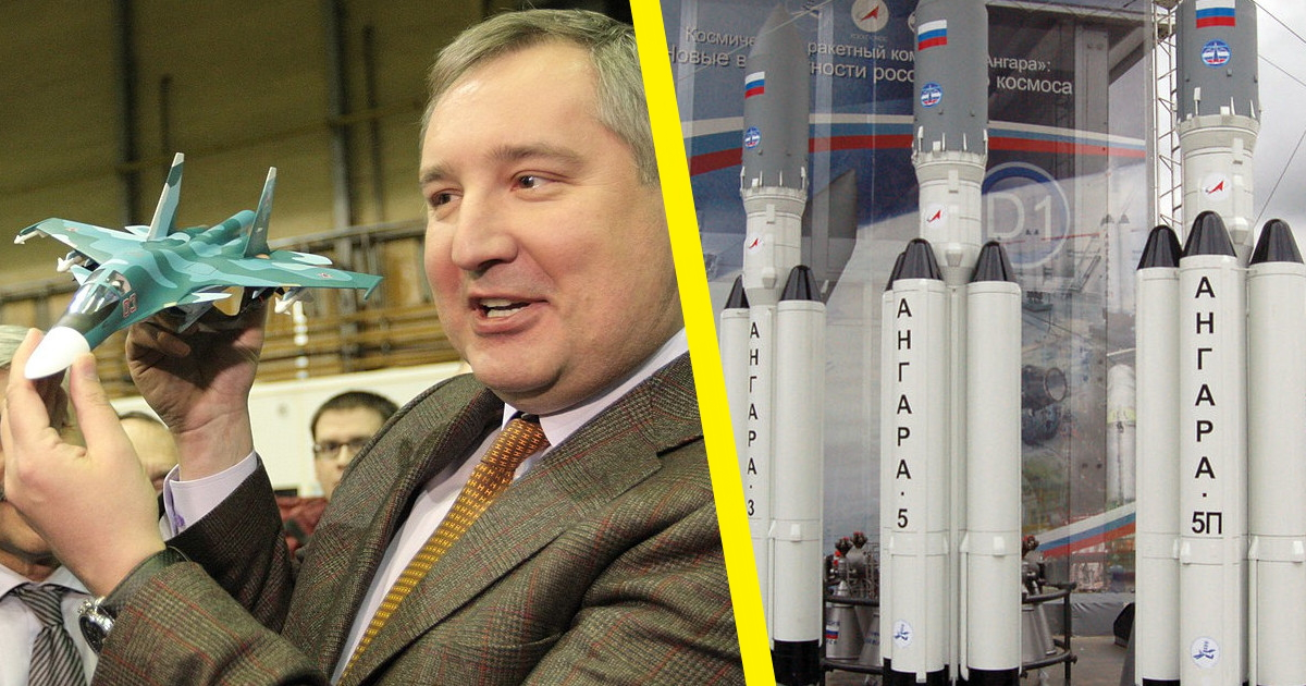 """Фото Зарплата Рогозина возмутительна. Экс-инженер - о проблемах """"Роскосмоса"""""""
