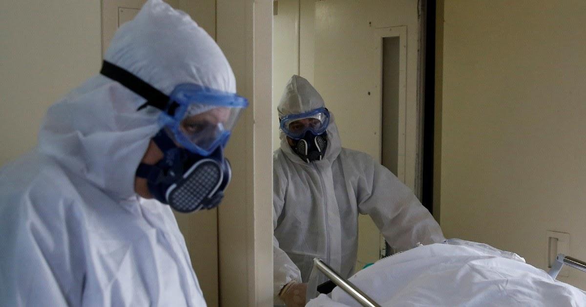 Фото Вирус ушел в регионы: эпидемия в Москве на утро 4 июня