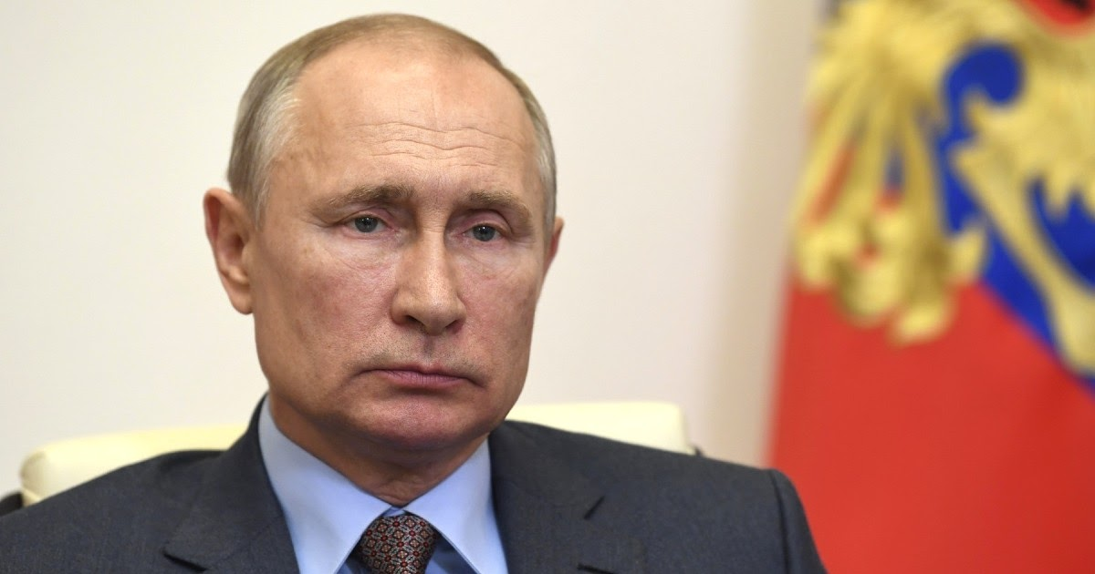 """Фото Путин может обратиться к народу сразу после """"обнуления"""""""