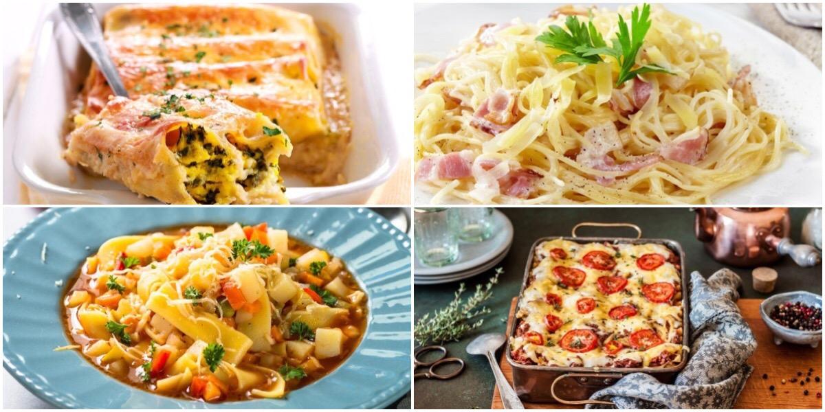 7 вкусных блюд итальянской кухни