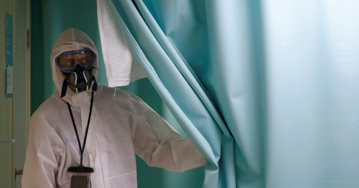 Фото Меньше заражений и смepтей. В России 8 726 новых заболевших за сутки
