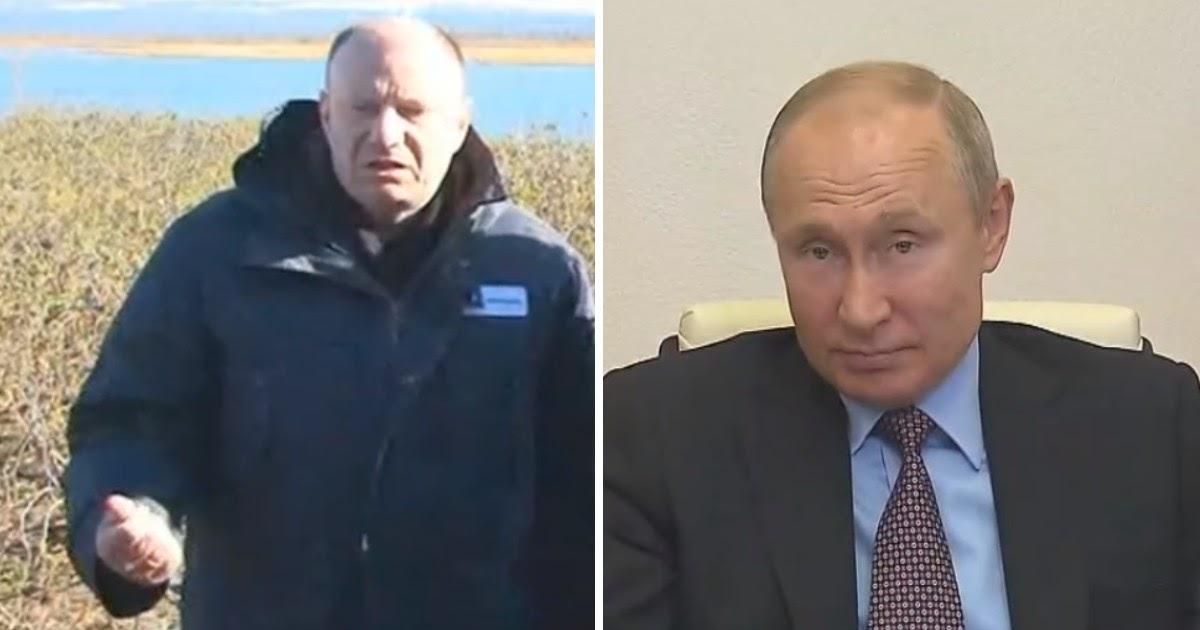 Путин растолковал Потанину, как можно было избежать ЧП в Норильске