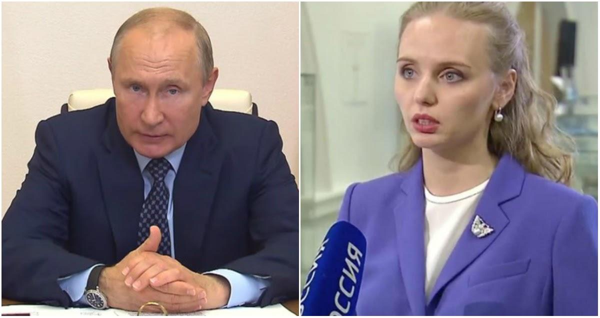 Путин поручил создать базу генетических данных россиян