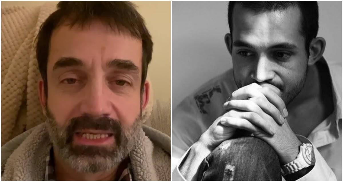 Певцов показал фото трагически погибшего сына и покаялся
