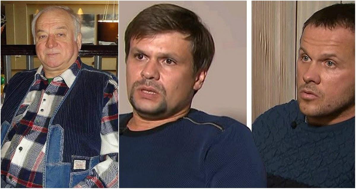 СМИ нашли Сергея Скрипаля и его дочь Юлию