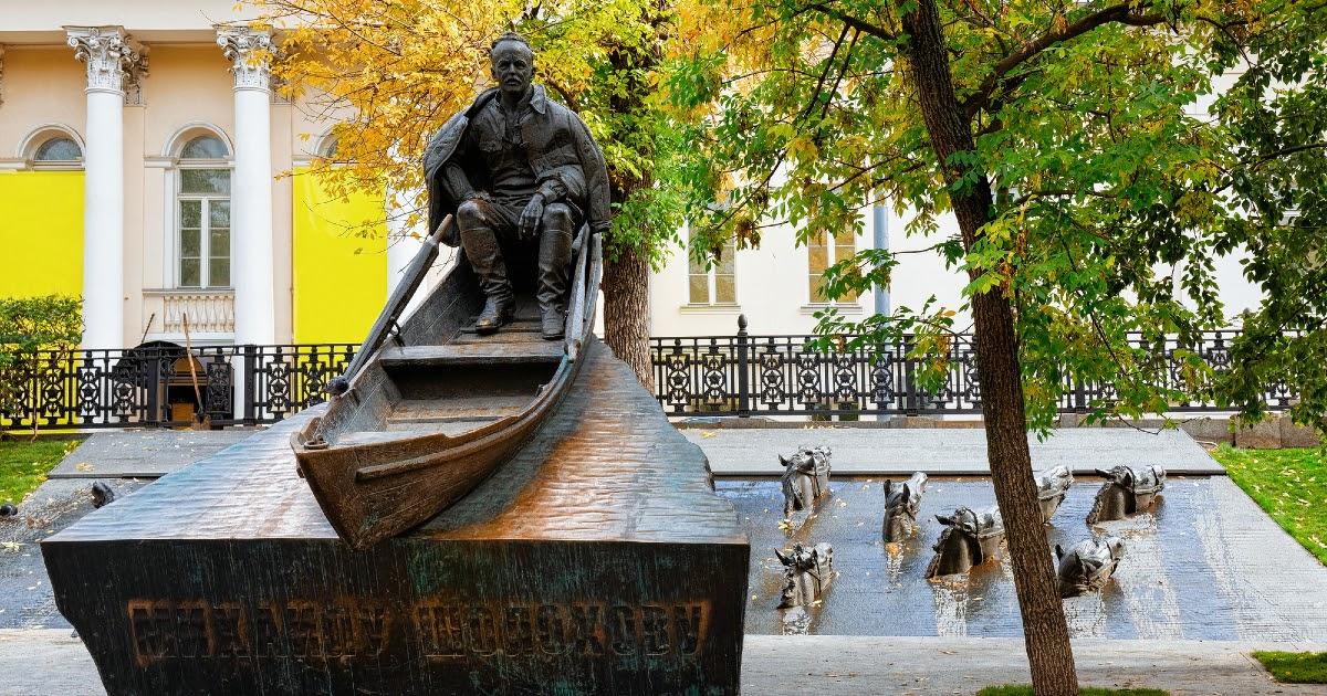 Михаил Шолохов: биография, творчество, Нобелевская премия. «Тихий Дон» и другие произведения Шолохова