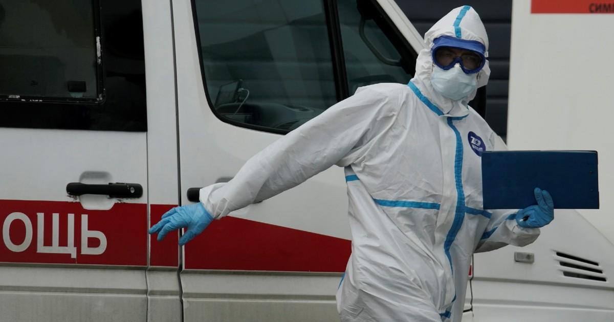Тысячи зараженных и меньше смертей. Данные об эпидемии в РФ на 8 июня