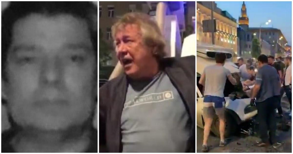 Скончался водитель, в чью машину врезался джип Михаила Ефремова