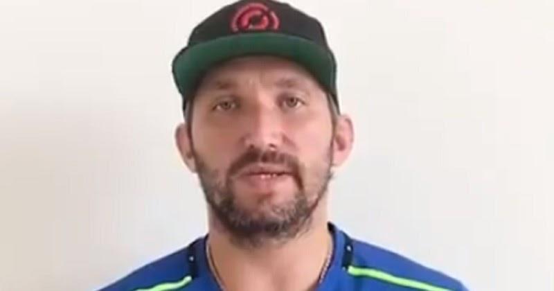 Овечкин снялся в видео в поддержку чернокожих