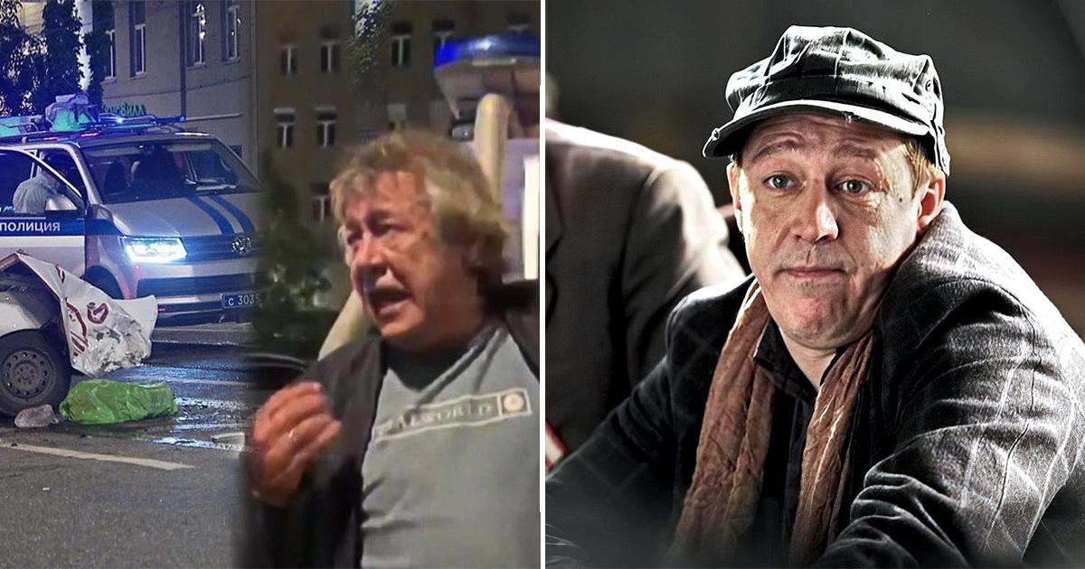 Михаил Ефремов: история дебошей «жизнерадостного пьяницы»
