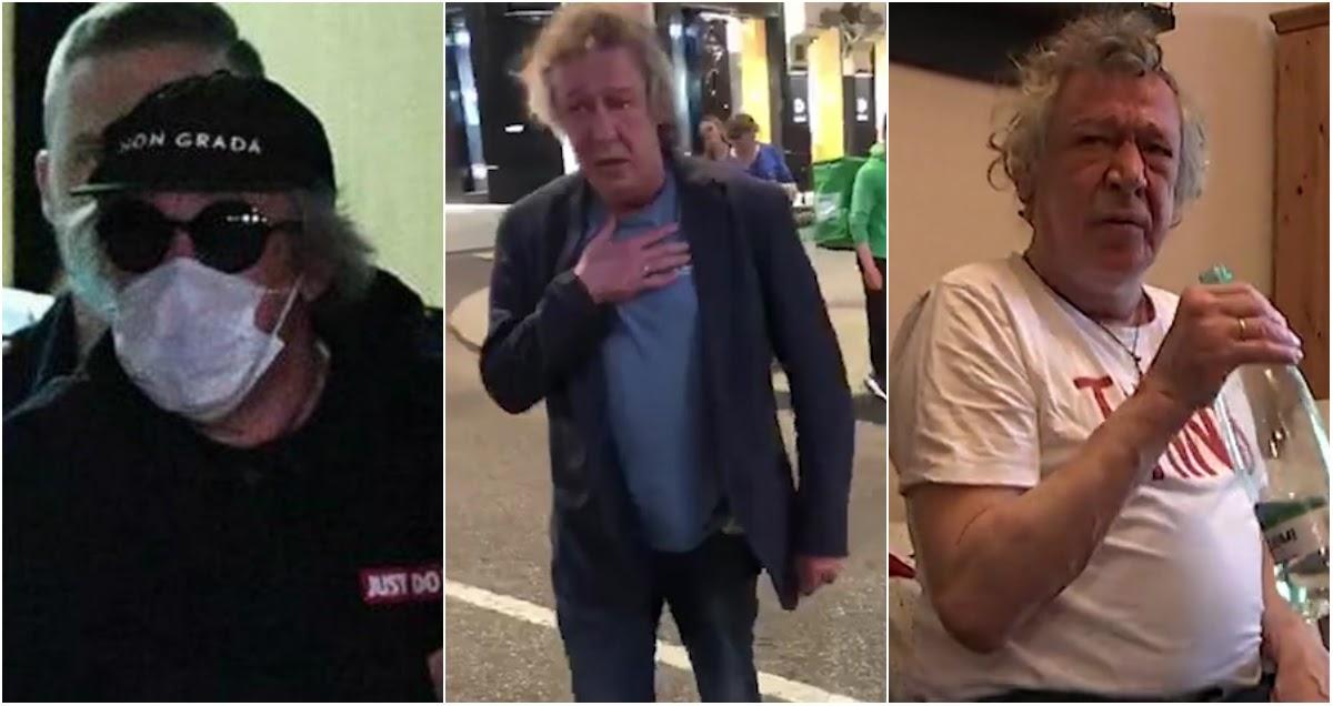 Ефремов отказалcя извиняться перед семьей погибшего в ДТП