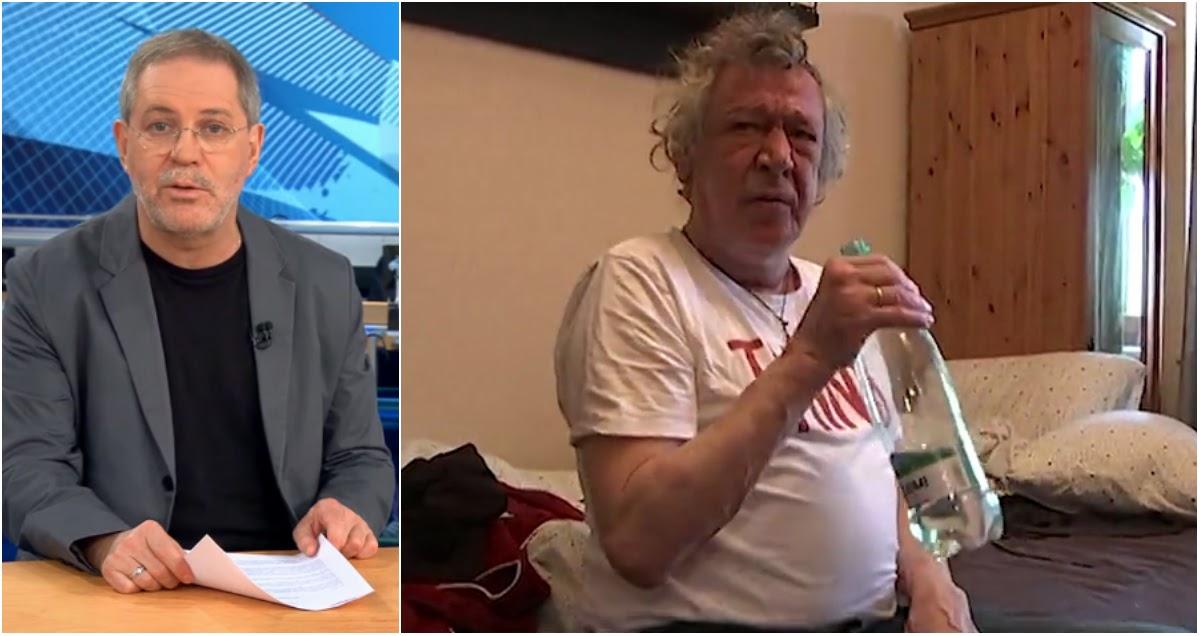 Леонтьев назвал уродами людей, осуждающих «гениального актера Ефремова»