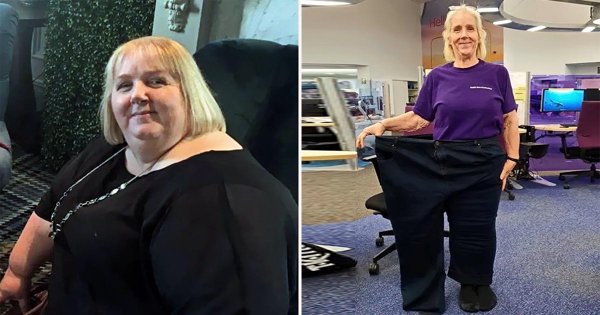 Женщина похудела на 102 килограмма после страшного прогноза врачей