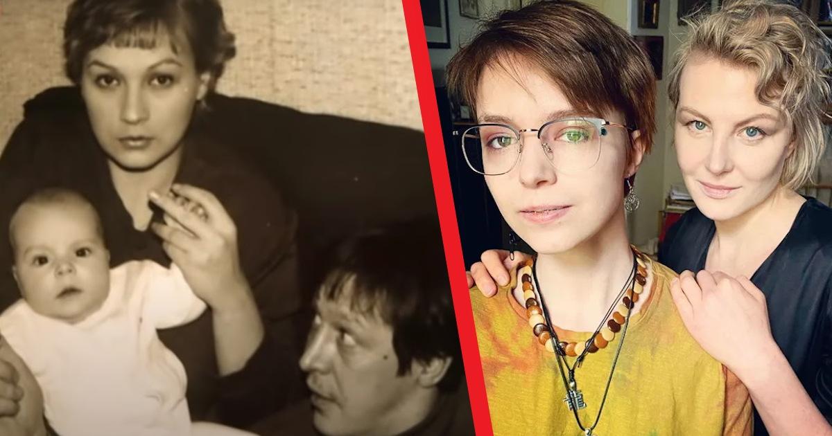 Анна Мария Ефремова - дочь Михаила Ефремова. Инстаграм, фото, смена пола