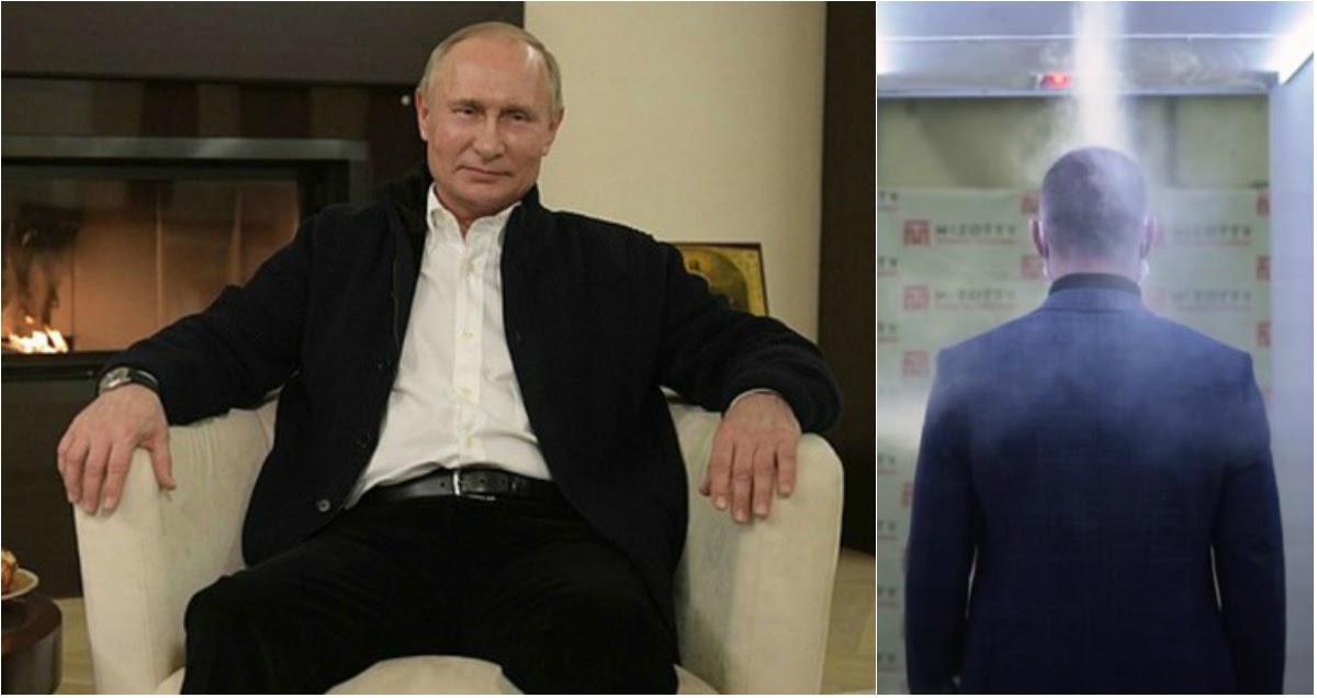 Спецтуннель: СМИ узнали о новом устройстве в резиденции Путина