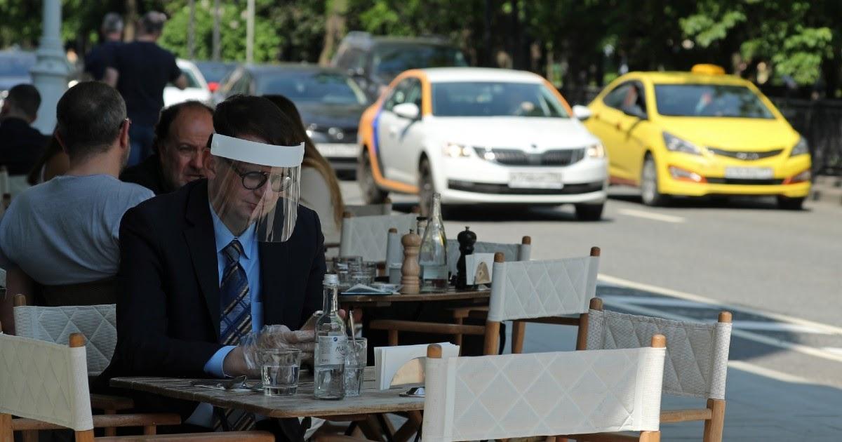 Фото Минимум с апреля. В Москве резко упало число заболевших ковидом