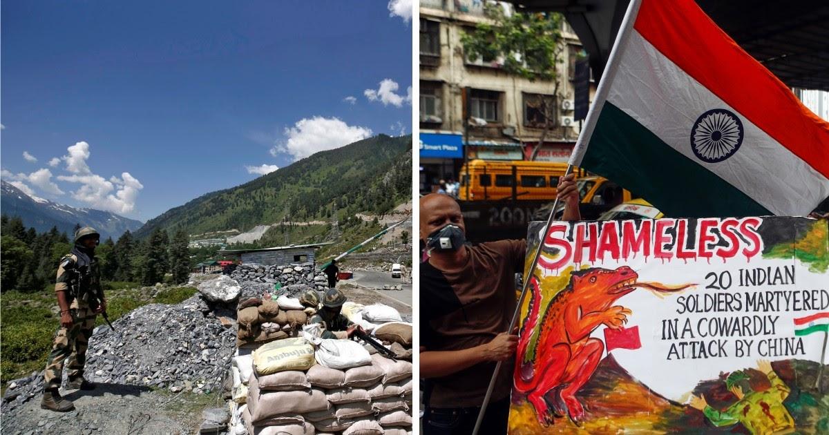 Китай и Индия на грани войны: десятки yбитых в бою на границе
