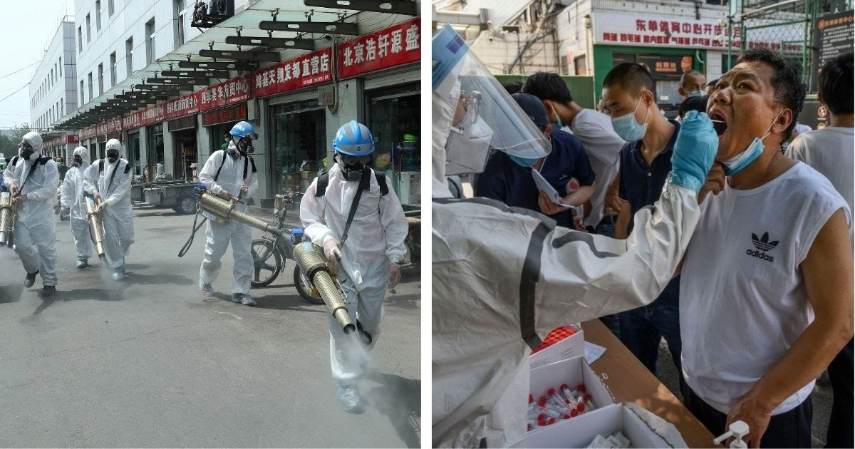 Фото Вирус стал заразнее? Что известно о новой вспышке в Китае