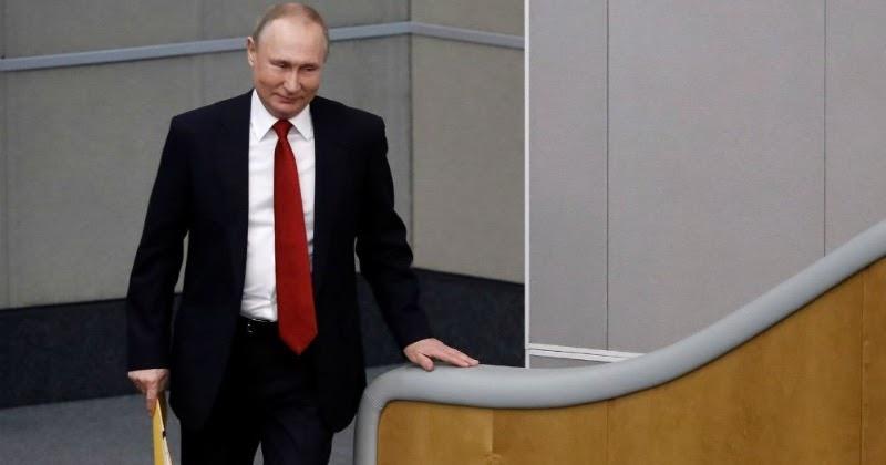 Путин собирается «лично разъяснить смысл поправок в Конституцию РФ»