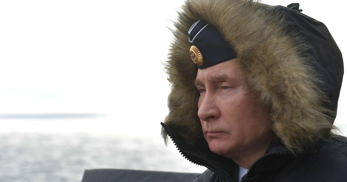 Фото «Сталин выиграл время»: Путин написал статью о ВОВ на английском языке