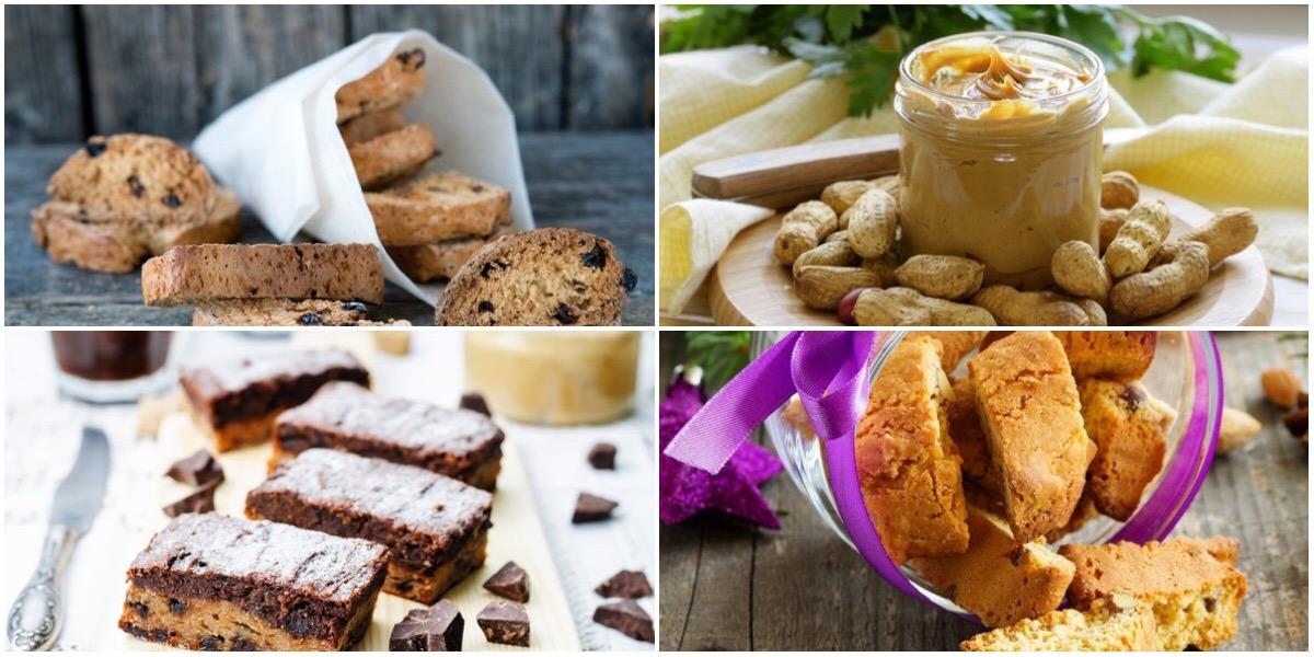 Фото ТОП-7 вкусных десертов с арахисом