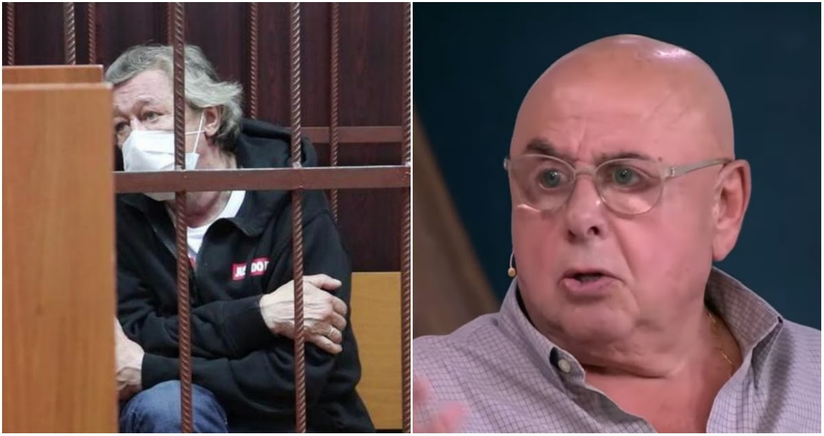 Отсидевший в тюрьме Долинский заявил, что Ефремов не выживет на зоне