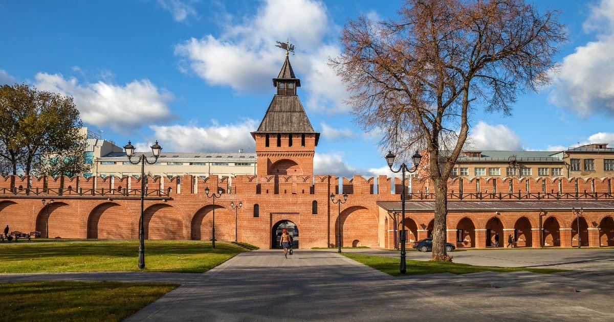 Фото Что посмотреть в Туле: достопримечательности, музеи, парки. Где туристу гулять в Туле?