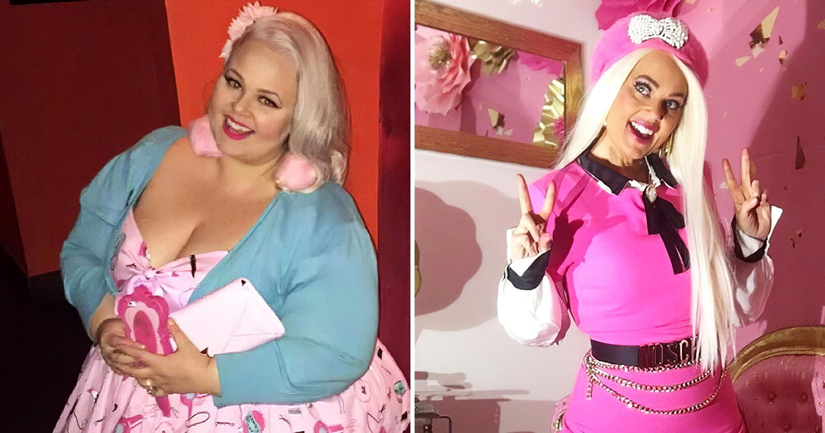 Нашла секрет стройности. Как фанатка куклы Барби похудела на 81 килограмм