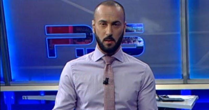 «Володя, дорогой ты мой…» Журналист Габуния снова оскорбил Путина