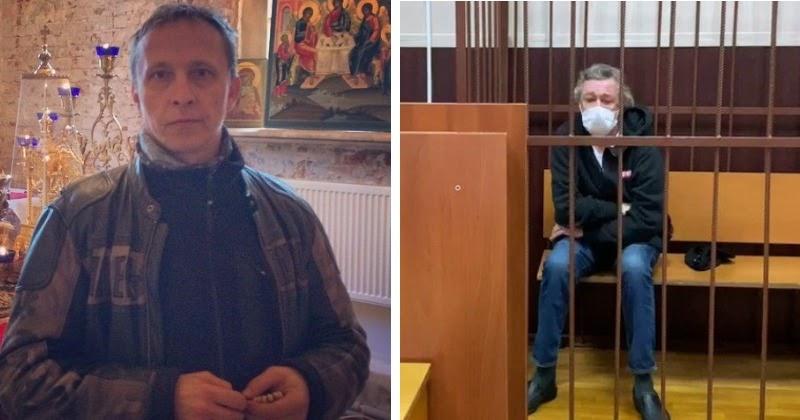 """Фото Охлобыстин: """"Все осуждают того Ефремова, какого сами хотели видеть"""""""