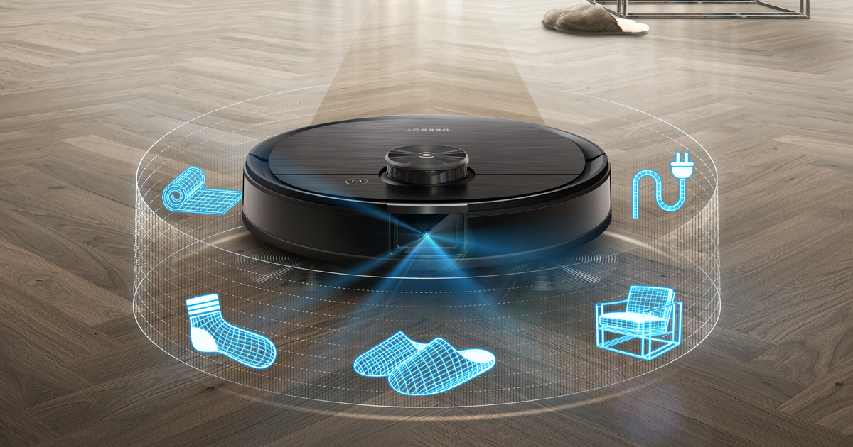 Фото Обзор робота-пылесоса Ecovacs Deebot T8 AIVI: мощный и очень аккуратный