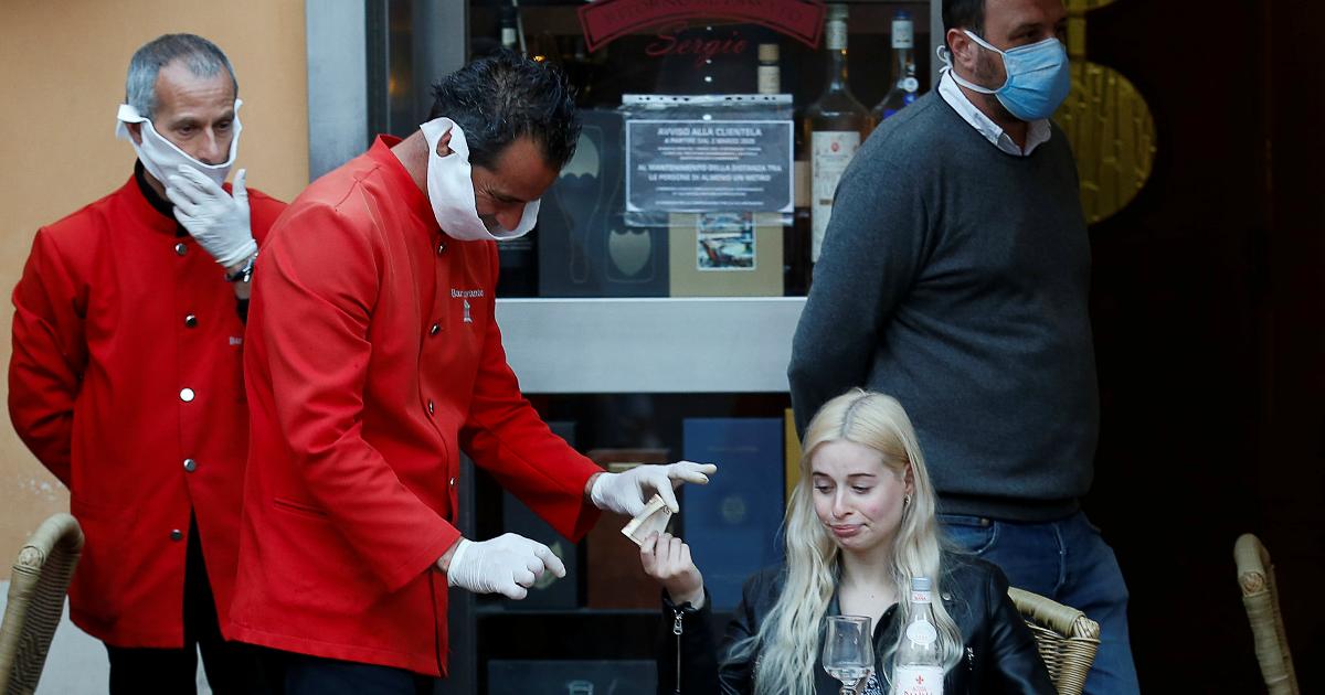 Фото В Европе началась вторая волна коронавируса - ВОЗ