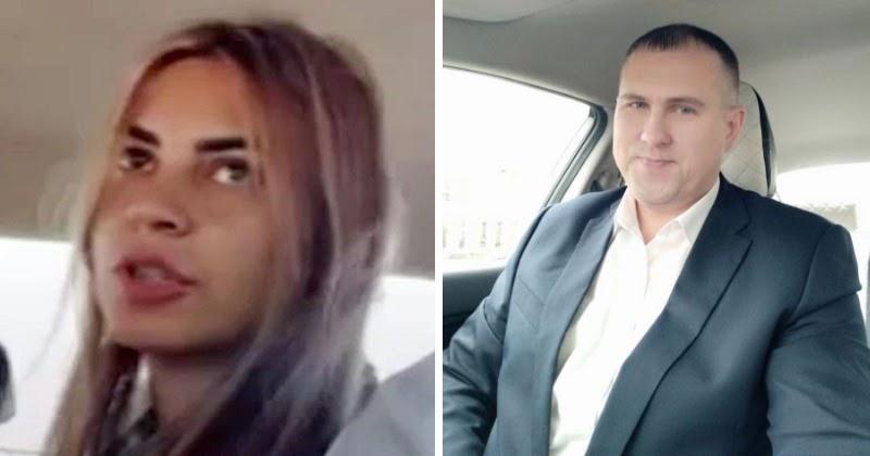 Москвичка устроила истерику в такси, когда водитель попросил не курить
