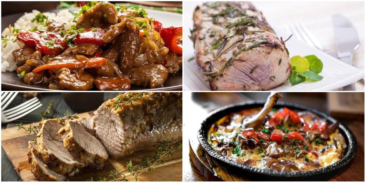 ТОП-7 сытных блюд из свинины