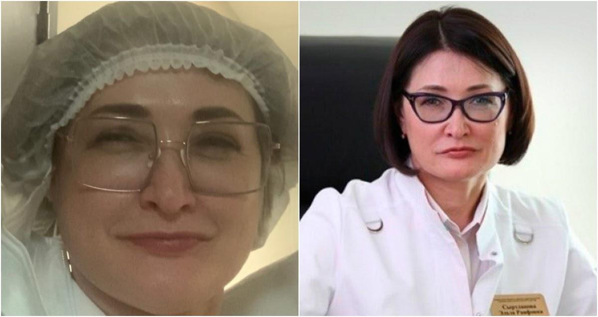 Власти наградили главврача, уволенную за вспышку коронавируса