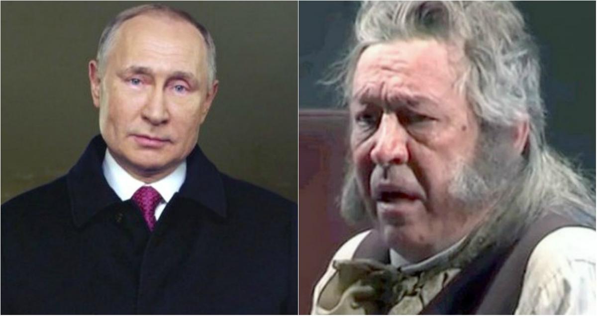 «Путин нас кормит»: Ефремов выступил с политическим заявлением